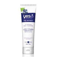Yes To Blueberry Verzachtende gezichtsreiniger (125 ml)