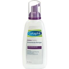 Cetaphil Dermacontrol schuimende reiniger (235 ml)