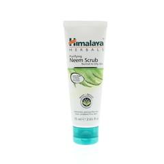 Himalaya Herbal purifying neem scrub (75 ml)