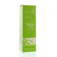 Living Nature Gezichtsreiniger gevoel huid (100 ml)