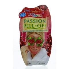 Montagne 7th Heaven gezichtsmasker passion peel-off (10 ml)