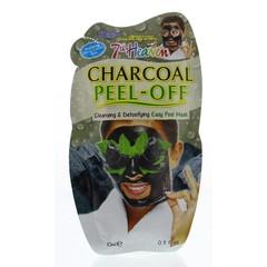 Montagne 7th Heaven gezichtsmasker charcoal peel-off (10 ml)