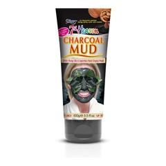 Montagne 7th Heaven gezichtsmasker charcoal mud (100 gram)