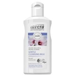 Lavera Reinigingsmelk/cleansing milk gentle (125 ml)
