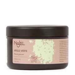 Najel Aleppo gezichtsmasker groene klei (150 gram)