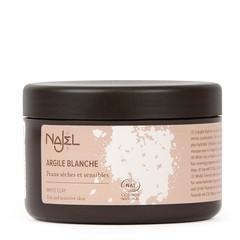 Najel Aleppo gezichtsmasker witte klei (90 gram)