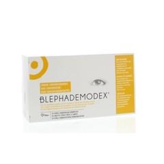 Diversen Blephademodex reiniging tissues (30 stuks)