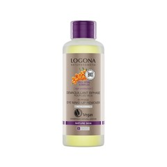 Logona Age protect oog make-up remover 2-fasen (100 ml)