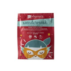 La Saponaria Gezichtsmasker bio wonder purifying (10 ml)