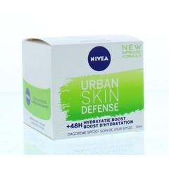 Nivea Dagcreme urban skin detox (50 ml)