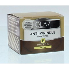 Olaz Pro vital anti rimpel dagcreme (50 ml)