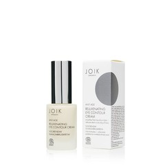 Joik Rejuvenating eye contour cream vegan (15 ml)