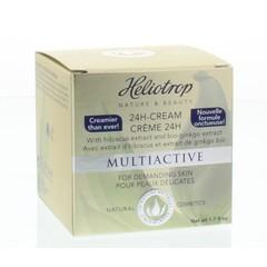 Heliotrop Multiactive creme 24 uur (50 ml)