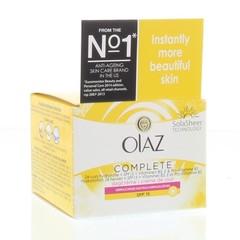 Olaz Complete dagcreme normale/droge huid UV (50 ml)