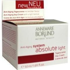 Borlind System absolute dag creme light (50 ml)
