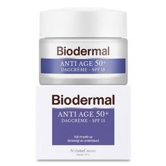 Biodermal Dagcreme anti age 50+ (50 ml)