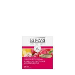 Lavera Dagcreme/day cream regenerating cranberry F-D (50 ml)