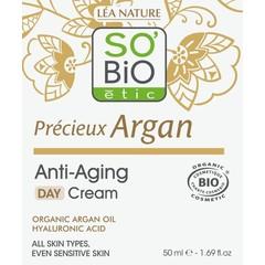 So Bio Etic Argan anti age daycream (50 ml)