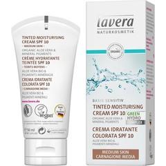 Lavera Getinte dagcreme/moisturising cream medium (50 ml)