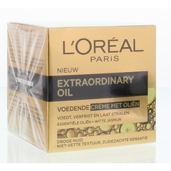 Loreal Extraordinary oil voedende creme (50 ml)