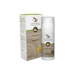 Armonia Helix active face creme slakkencreme (50 gram)