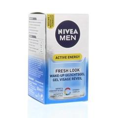 Nivea Men gezichtsgel active energy (50 ml)