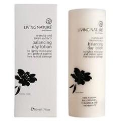 Living Nature Herstellende daglotion (50 ml)