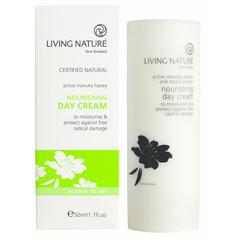 Living Nature Voedende dagcreme (50 ml)