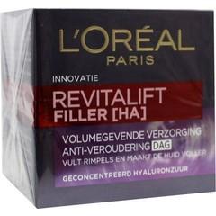 Loreal Dermo expertise revitalift filler dagcreme (50 ml)