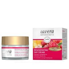 Lavera Dagcreme/day cream regenerating cranberry (50 ml)
