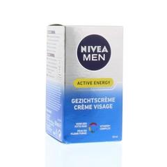 Nivea Men gezichtscreme active energy (50 ml)