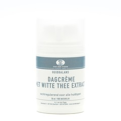 Pigge Huidbalans dagcreme witte thee extract (50 ml)