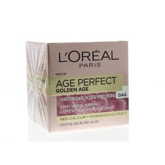 Loreal Age perfect golden age dagcreme rose (50 ml)