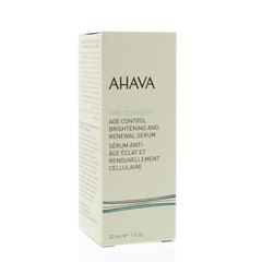 Ahava Age control brightening & renewal serum (30 ml)