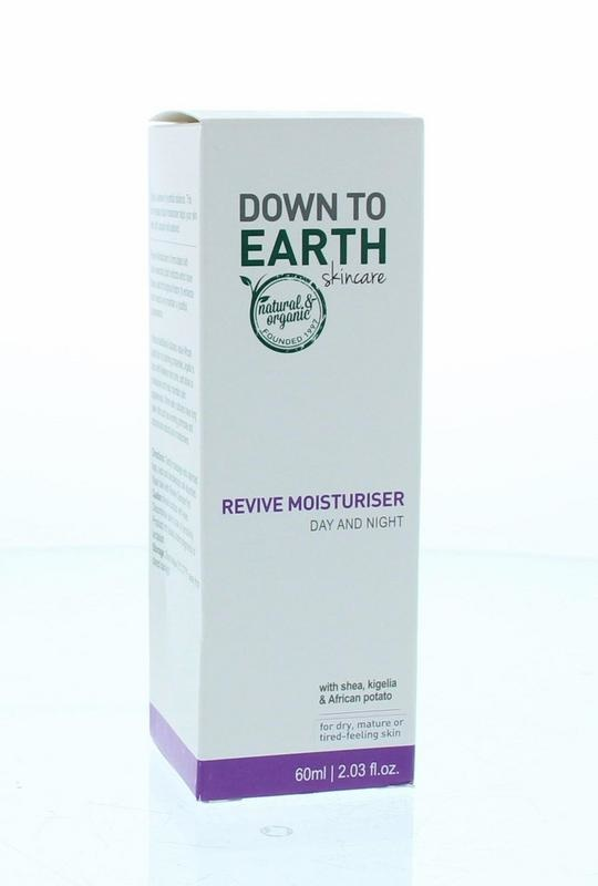 Down To Earth Down To Earth African potato revive creme tube (60 ml)