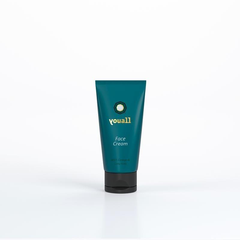 Youall Energizing gezichtscreme (50 ml)