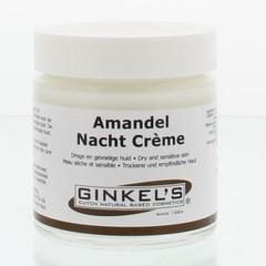 Ginkel's Amandel nachtcreme (120 ml)