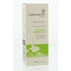 Living Nature Nachtgel herstellend (50 ml)