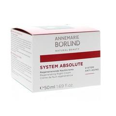 Borlind System absolute nacht creme (50 ml)