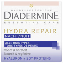 Diadermine Essential care hydra repair nachtcreme? (50 ml)