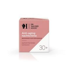 Dr Vd Hoog Nachtcreme anti aging 30+ (50 ml)