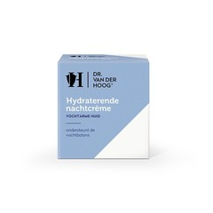 Dr Vd Hoog Nachtcreme hydraterend (50 ml)