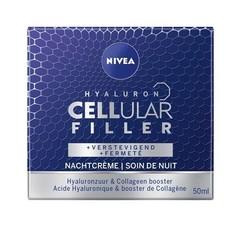 Nivea Cellular filler nachtcreme (50 ml)