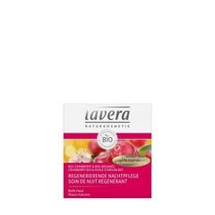 Lavera Nachtcreme/Night cream regenerating cranberry F-D (50 ml)