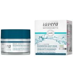 Lavera Basis Sensitiv nachtcreme/night cream (50 ml)