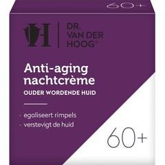Dr Vd Hoog Anti aging nachtcreme 60+ (50 ml)