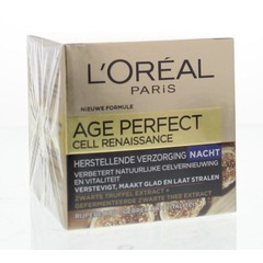 Loreal Age perfect cell renaissance nachtcreme (50 ml)
