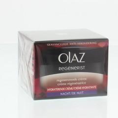 Olaz Regenerist nachtcreme (50 ml)