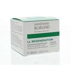 Borlind LL Regeneration nachtcreme (50 ml)