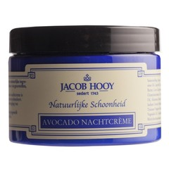 Jacob Hooy Avocado nachtcreme (150 ml)